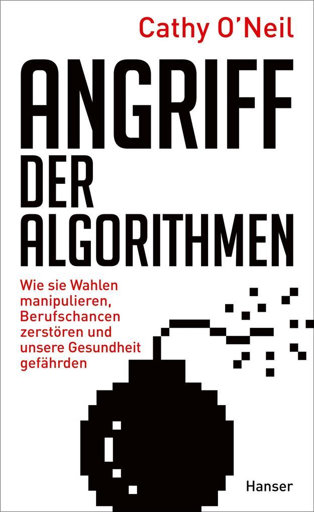 Angriff der Algorithmen als Buch