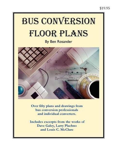 Bus Conversion Floor Plans als Taschenbuch