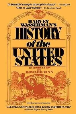 Harvey Wasserman's History of the United States als Taschenbuch