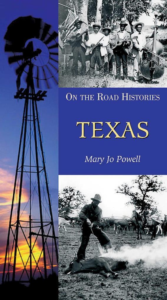 Texas als Taschenbuch