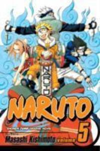 Naruto, Vol. 5 als Taschenbuch