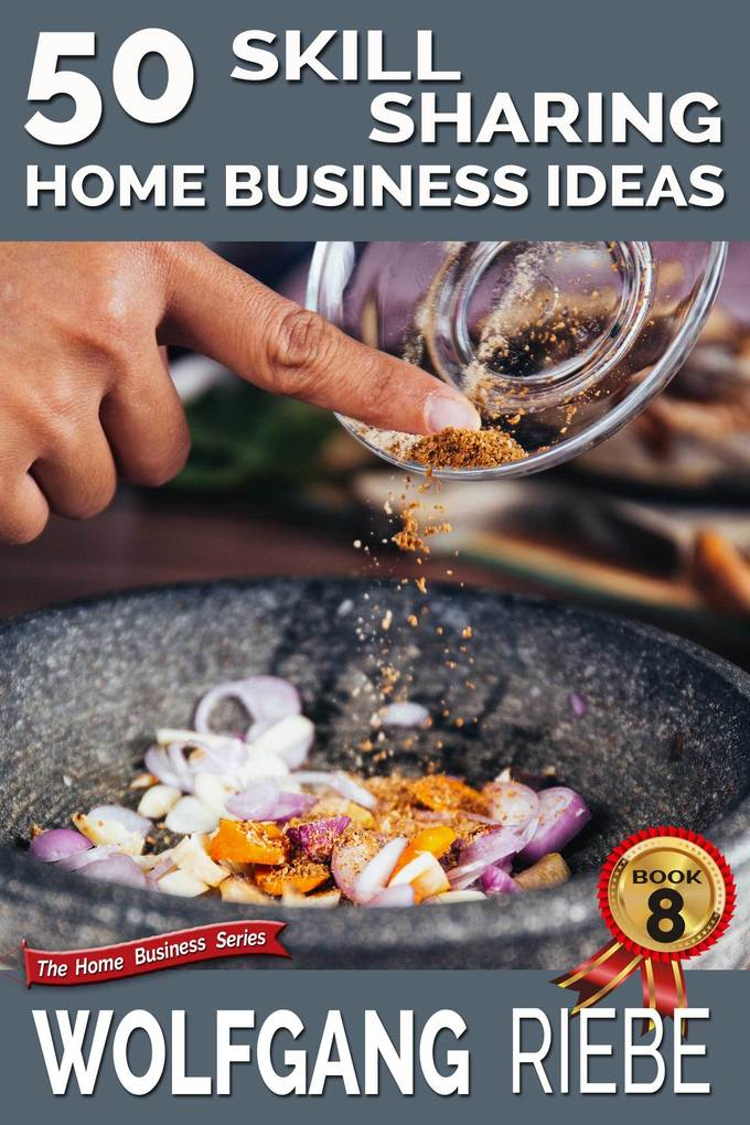 50 Skill Sharing Home Business Ideas als eBook ...