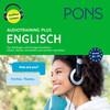 PONS Audiotraining Plus ENGLISCH. Für Anfänger und Fortgeschrittene