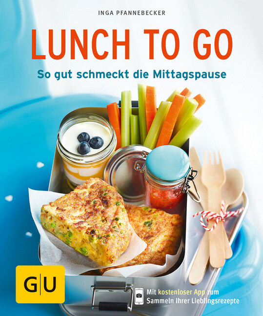 Lunch to go als Buch