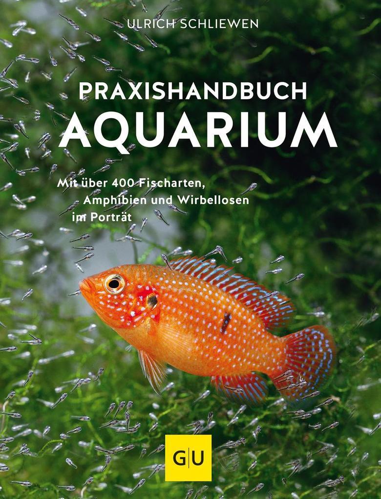 Praxishandbuch Aquarium als Buch