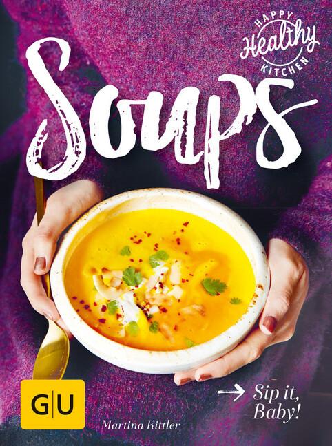 Soups als Buch