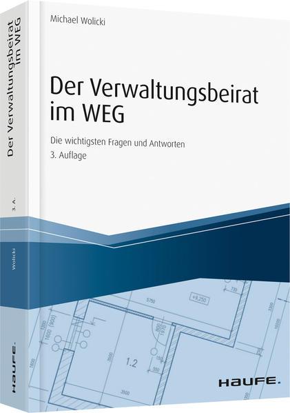 Der Verwaltungsbeirat im WEG als Buch