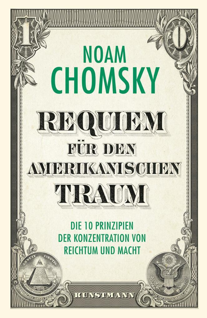 Requiem für den amerikanischen Traum als Buch von Noam Chomsky