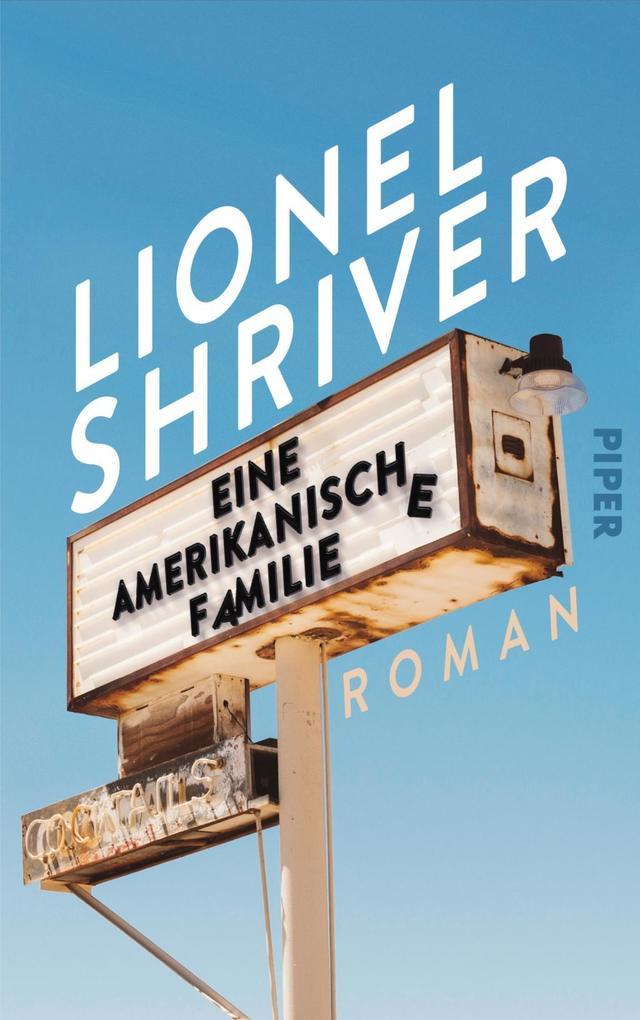 Eine amerikanische Familie als Buch