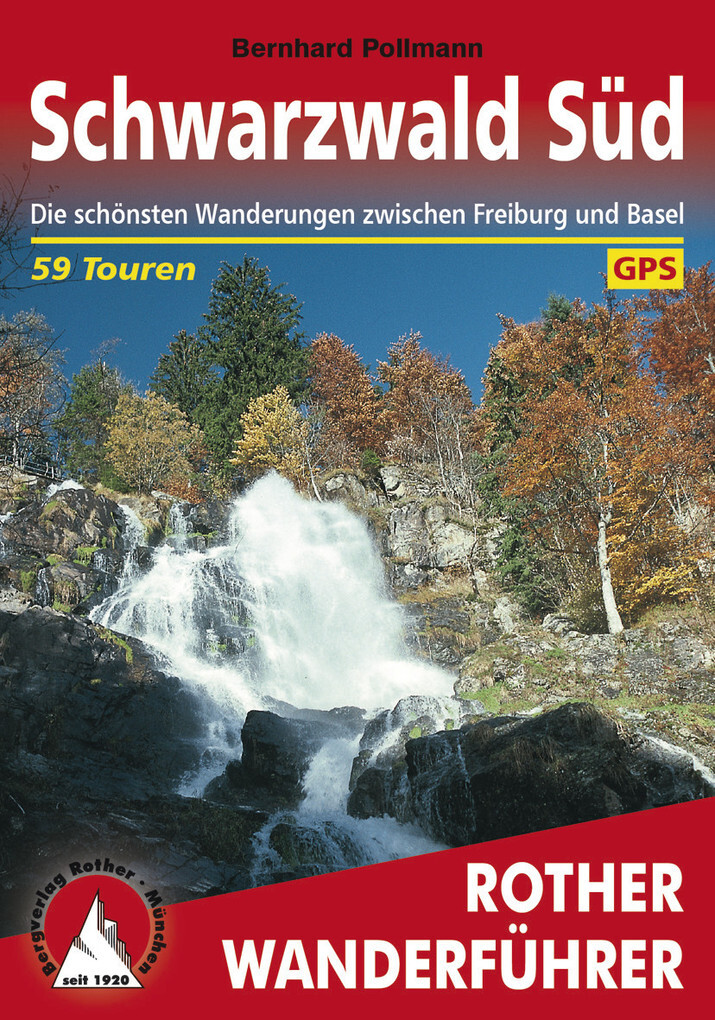 Schwarzwald Süd als eBook