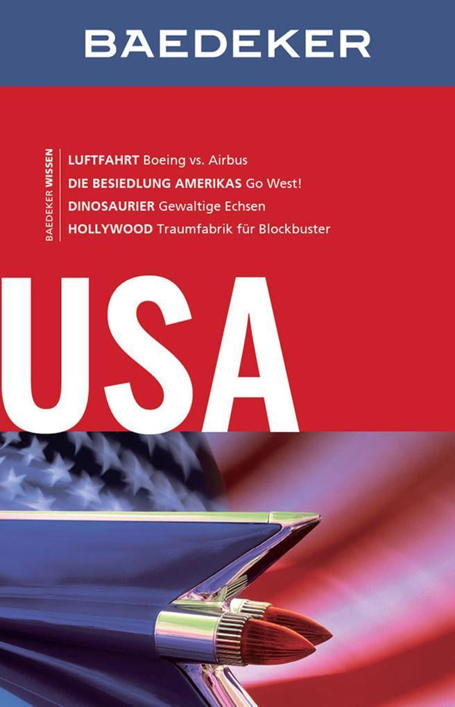 Baedeker Reiseführer USA als eBook