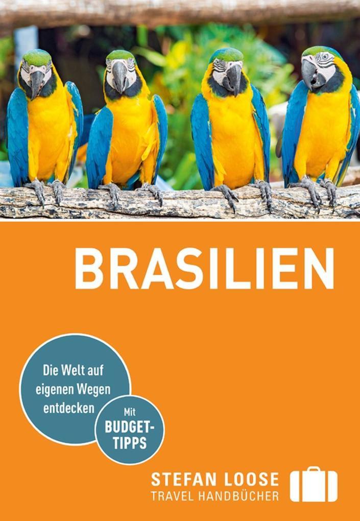 Stefan Loose Reiseführer Brasilien als eBook