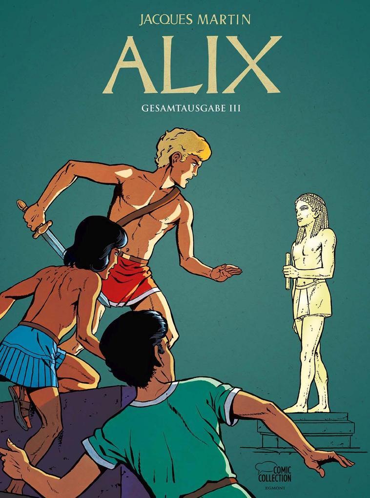 Alix Gesamtausgabe 03 als Buch