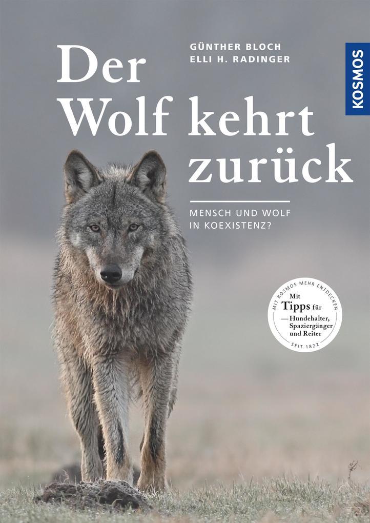 Der Wolf kehrt zurück als eBook