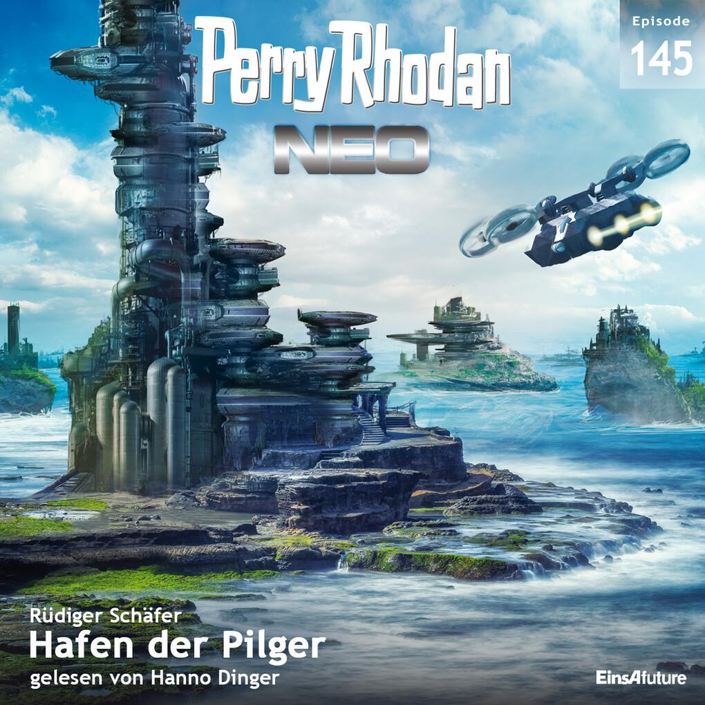 Perry Rhodan Neo 145: Hafen der Pilger als Hörbuch Download