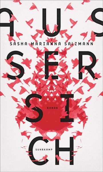 Außer sich als Buch von Sasha Marianna Salzmann