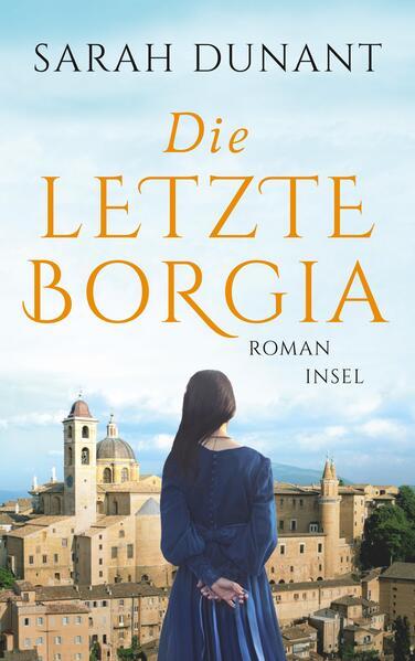 Die letzte Borgia als Buch