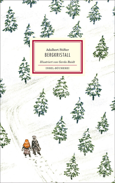 Bergkristall als Buch von Adalbert Stifter