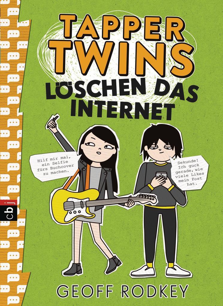 Tapper Twins - Löschen das Internet als eBook