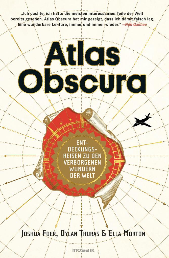 Atlas Obscura als eBook