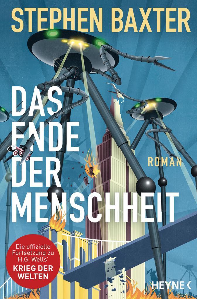 Das Ende der Menschheit als eBook