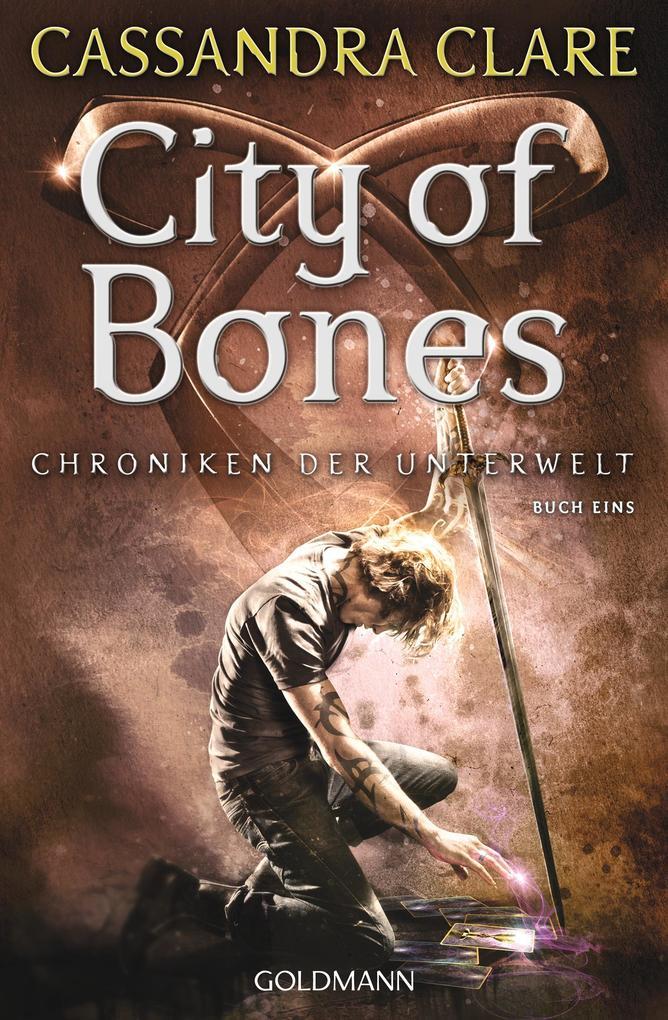City of Bones als Taschenbuch