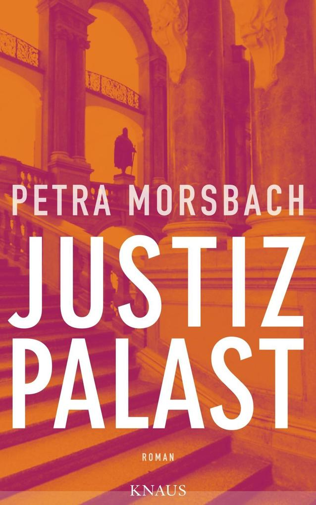 Justizpalast als Buch