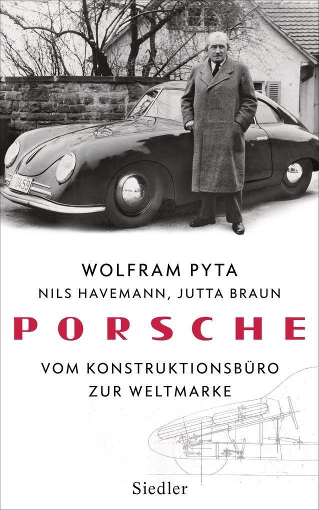 Porsche als Buch