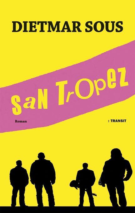 San Tropez als Buch von Dietmar Sous