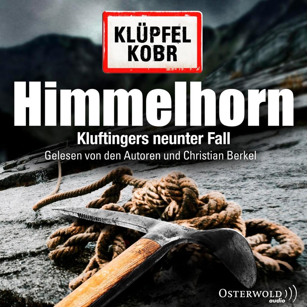 Himmelhorn als Hörbuch