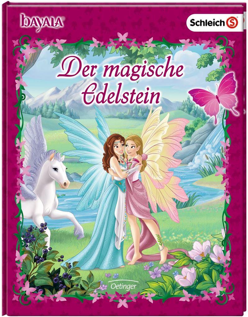 bayala Der magische Edelstein als Buch von Florentine Wolf
