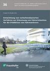 Entwicklung von verhaltensbasierten Verfahren zur Erkennung von Fahrerintention für die Prädiktion von Fahrmanövern