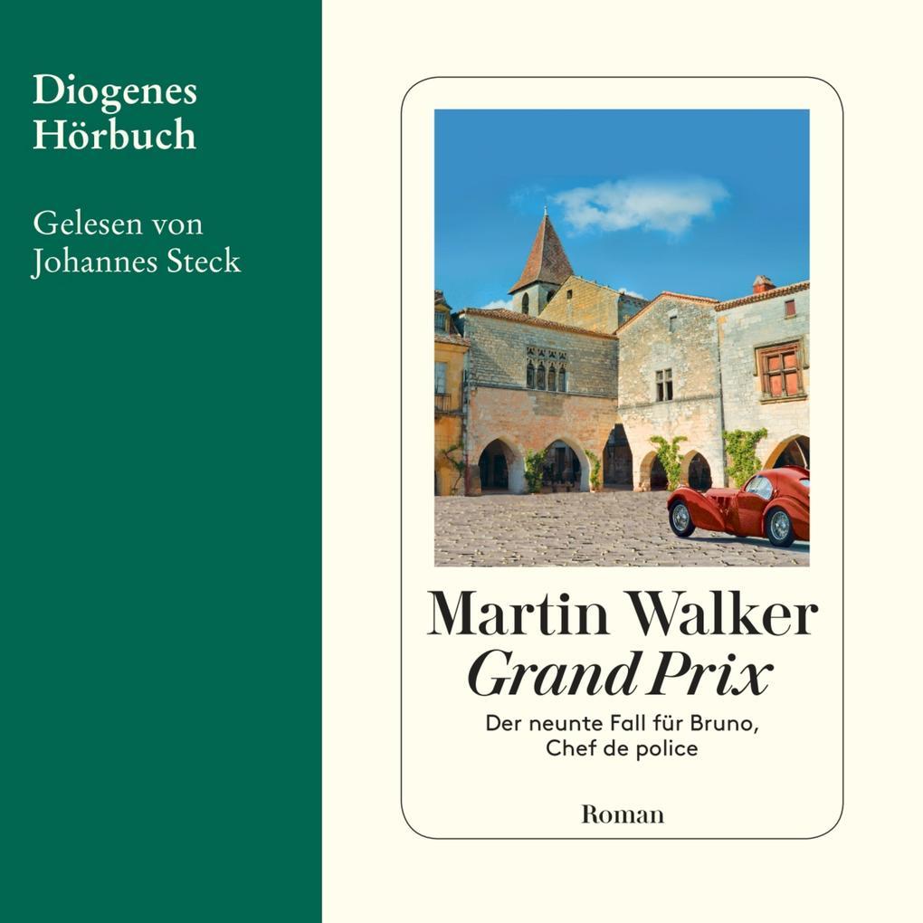 Grand Prix als Hörbuch Download