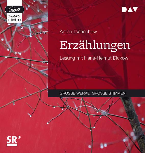 Erzählungen als Hörbuch CD