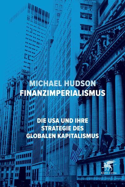 Finanzimperialismus als Buch von Michael Hudson