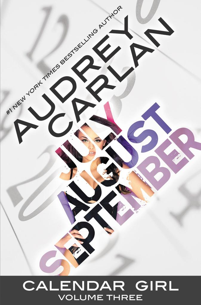 Calendar Girl Anthology 3 als eBook von Audrey Carlan