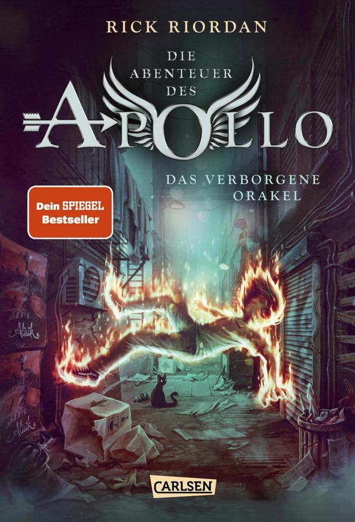 Die Abenteuer des Apollo 1: Das verborgene Orakel als eBook epub