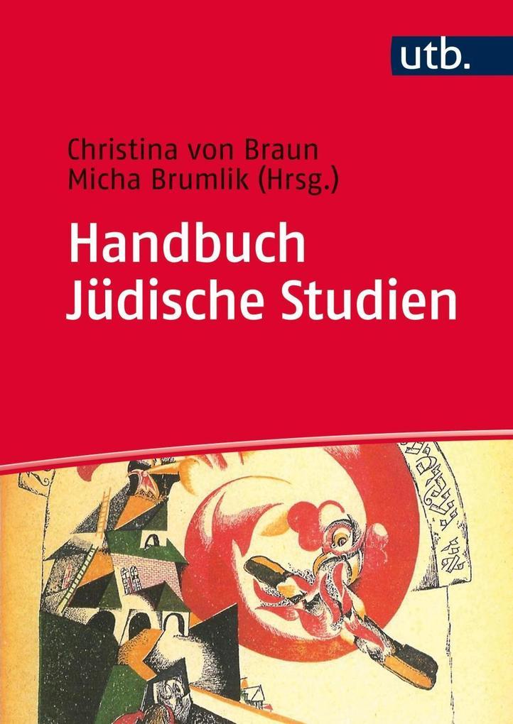 Handbuch Jüdische Studien als Taschenbuch