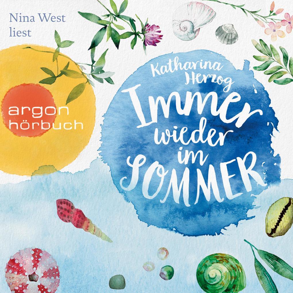 Immer wieder im Sommer (Gekürzte Lesung) als Hörbuch Download