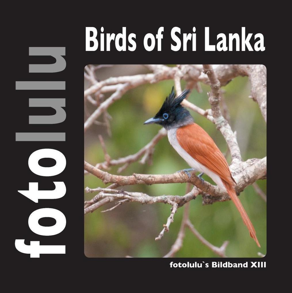 Birds of Sri Lanka als eBook von fotolulu