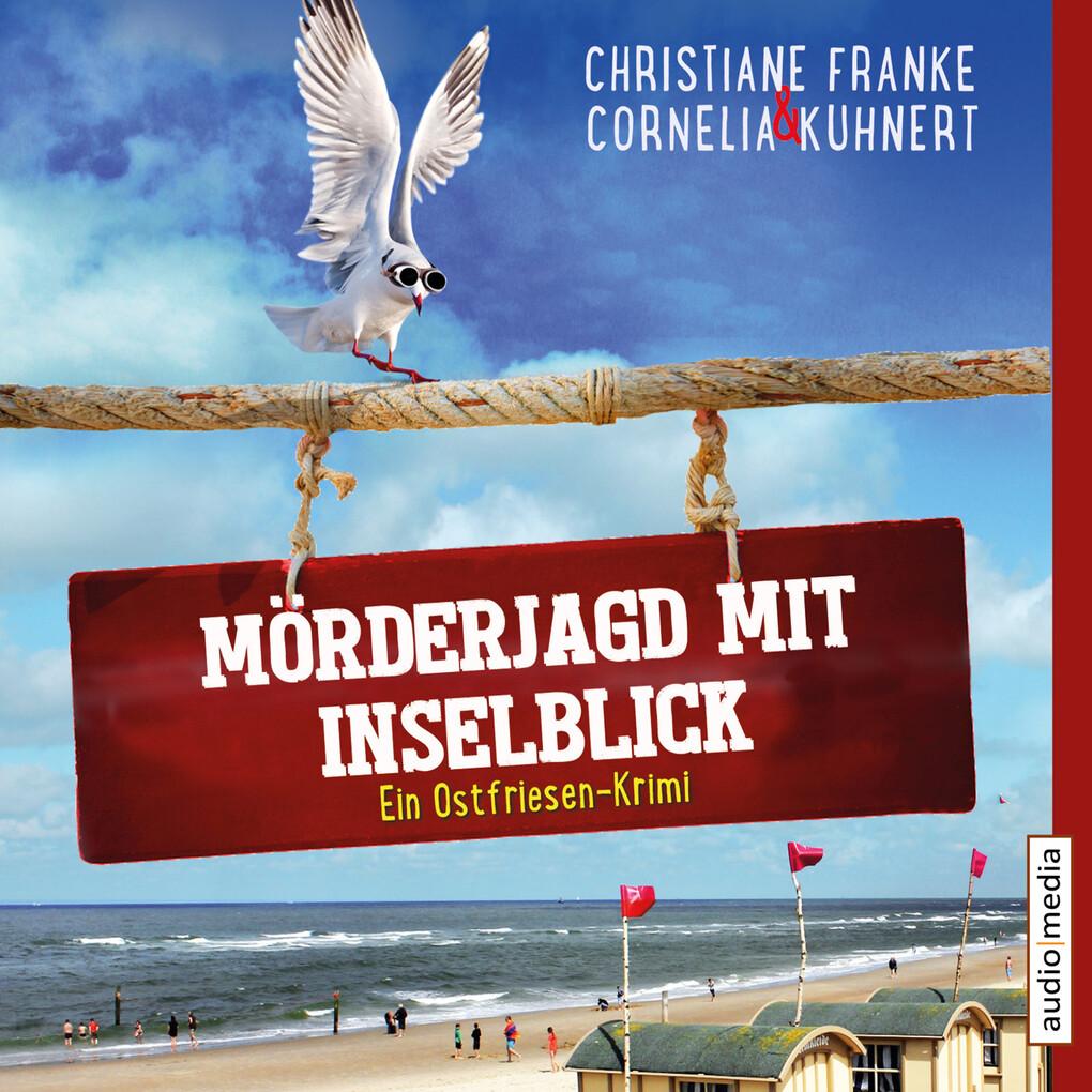 Mörderjagd mit Inselblick als Hörbuch Download