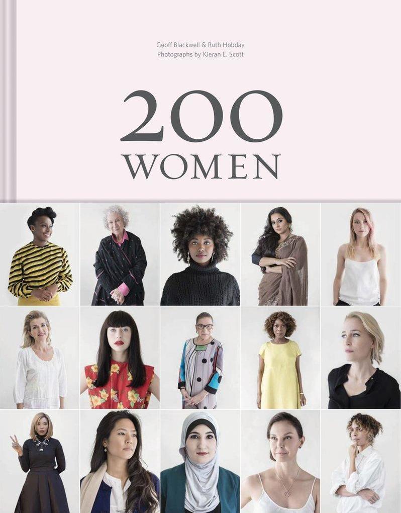 200 Women als Buch von Kieran Scott