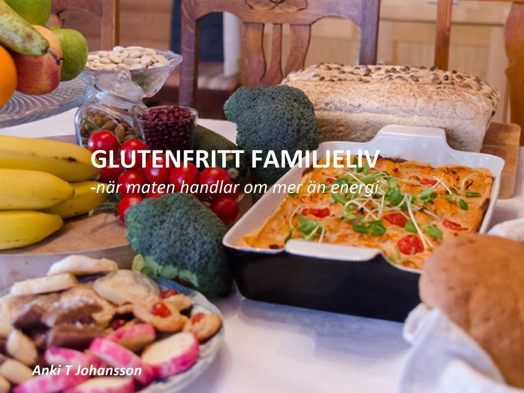 Glutenfritt familjeliv als eBook von Anki T. Johansson - Books on Demand
