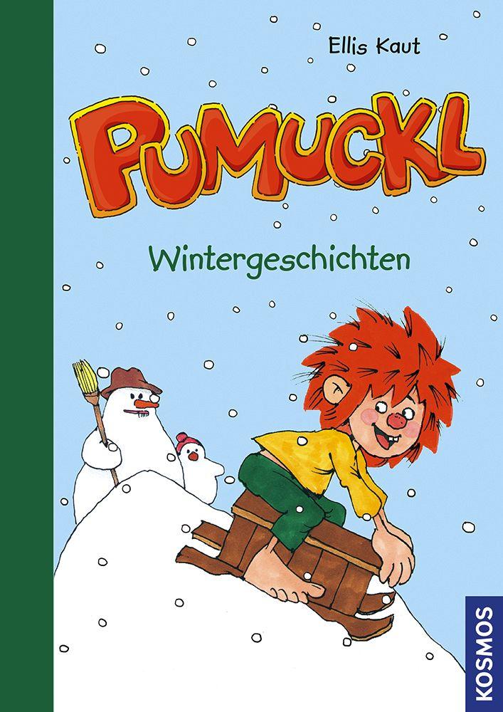 Pumuckl -Wintergeschichten als Buch