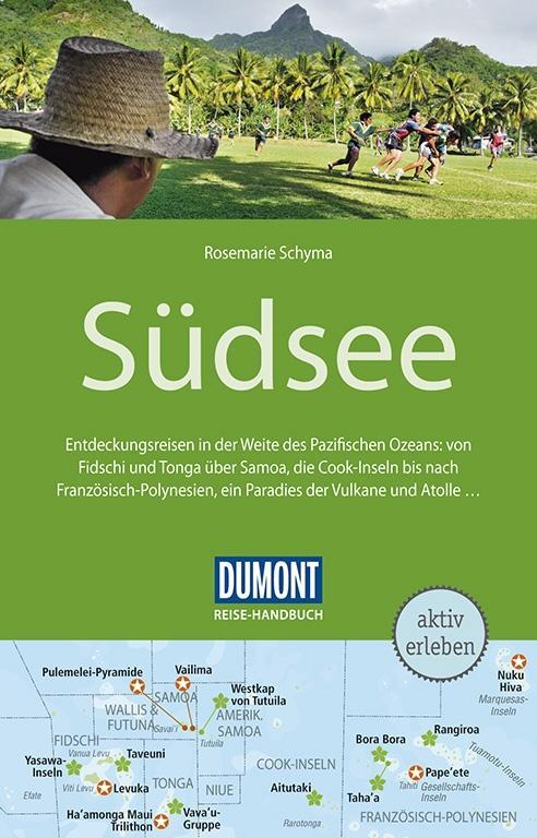 DuMont Reise-Handbuch Reiseführer Südsee als Buch