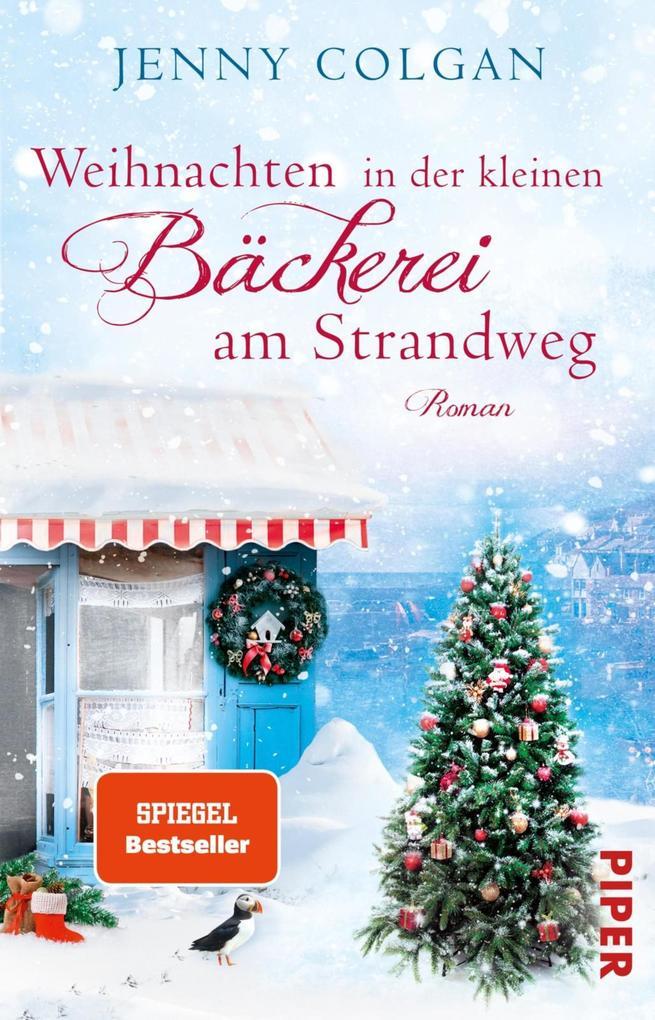 Weihnachten in der kleinen Bäckerei am Strandweg als eBook