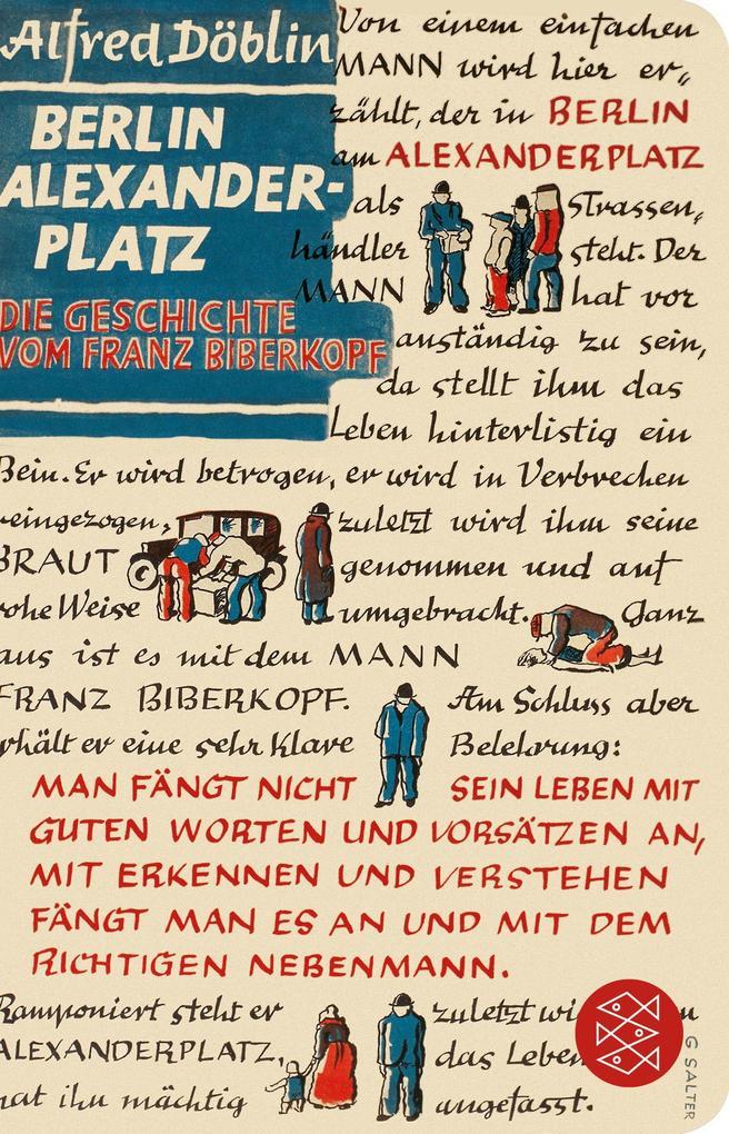 Berlin Alexanderplatz als Taschenbuch