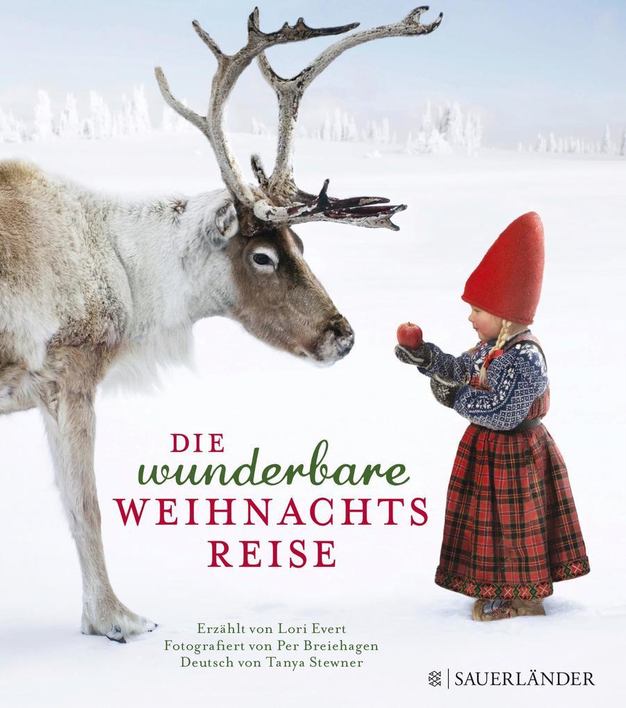 Die wunderbare Weihnachtsreise als Buch