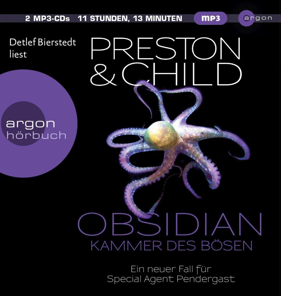 Obsidian - Kammer des Bösen als Hörbuch