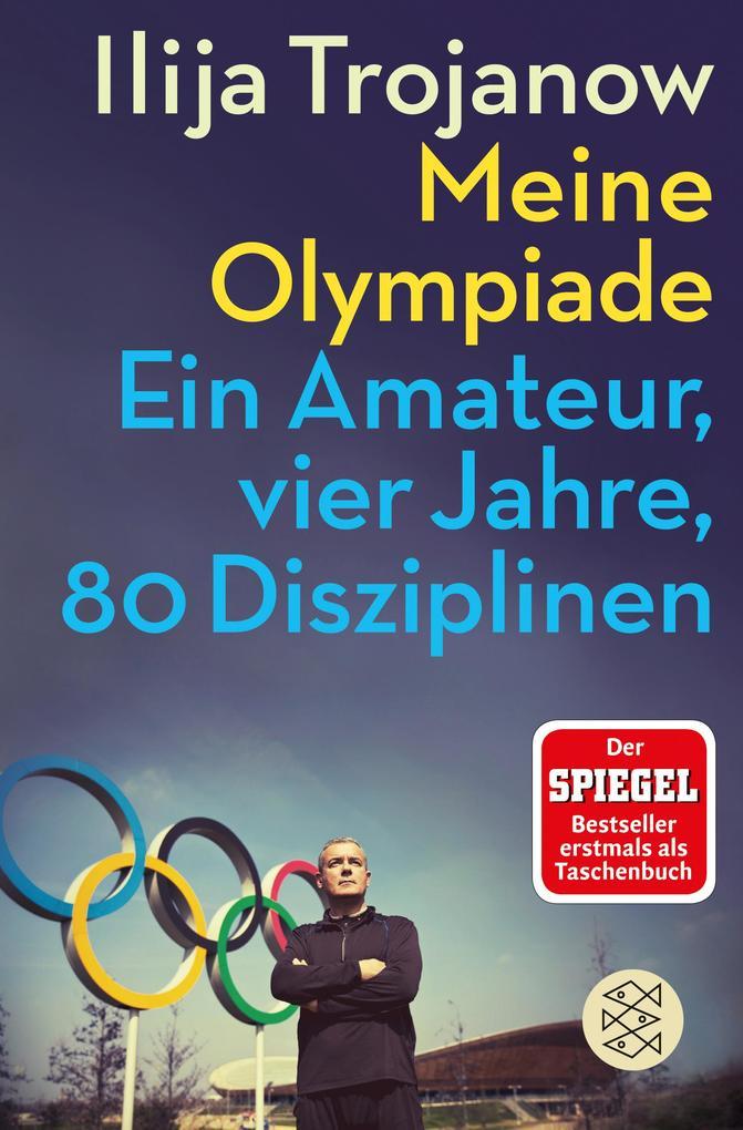 Meine Olympiade als Taschenbuch